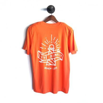 SIMPLY YAAD - Lighthouse  T-Shirt