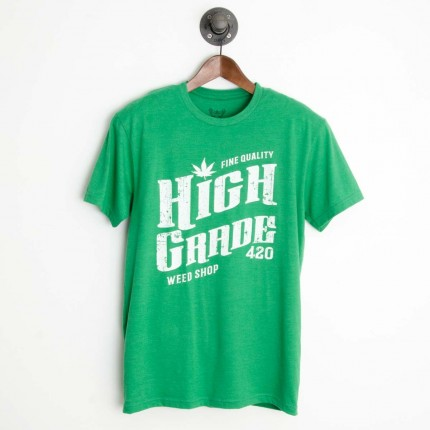 CRAZY COMMONWEALTH - High Grade T-Shirt