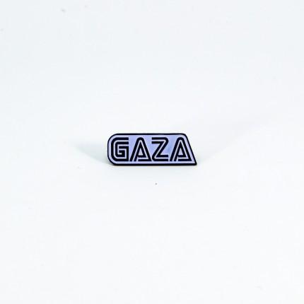 Enamel Pin GAZA