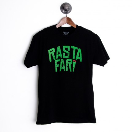 CRAZY COMMONWEALTH - Rastafari T-Shirt