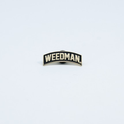 Enamel Pin WEEDMAN