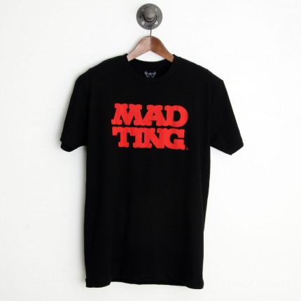 CRAZY COMMONWEALTH - Parody Mad Ting T-Shirt