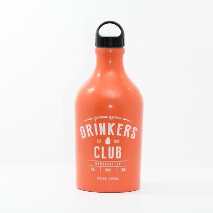 DRINKERS CLUB Growler 64 Oz