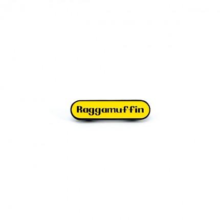 Enamel Pin RAGGAMUFFIN