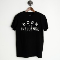 COLONY OF REBELS - Born To Influence T-Shirt