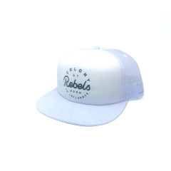 COLONY OF REBELS Logo Trucker Cap