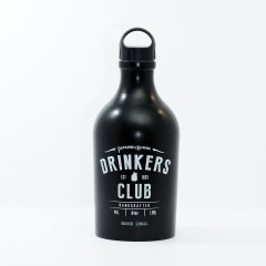 DRINKERS CLUB Growler 64 Oz