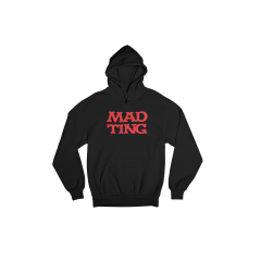 CRAZY COMMONWEALTH - Parody Mad Ting Hoodie